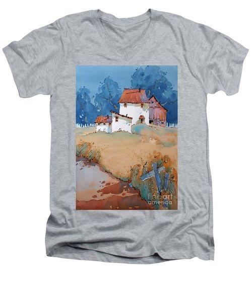 Shadow Play Men's V-Neck T-Shirt