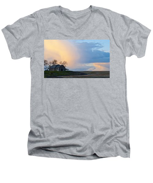 Shadows And Light Men's V-Neck T-Shirt