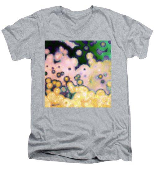 Shaped By The Creator. Romans 8 29 Men's V-Neck T-Shirt