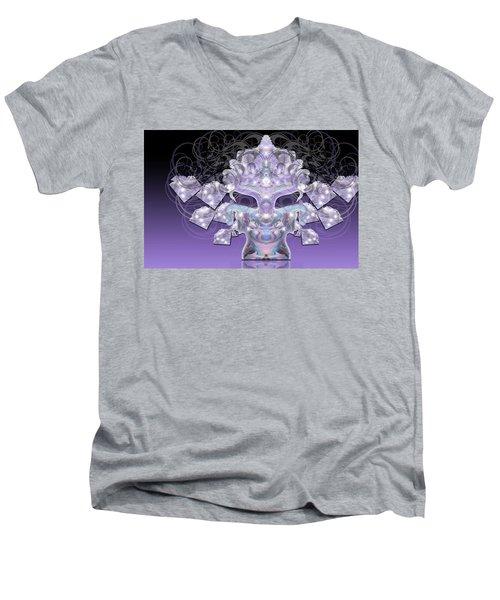Sheilatia Men's V-Neck T-Shirt