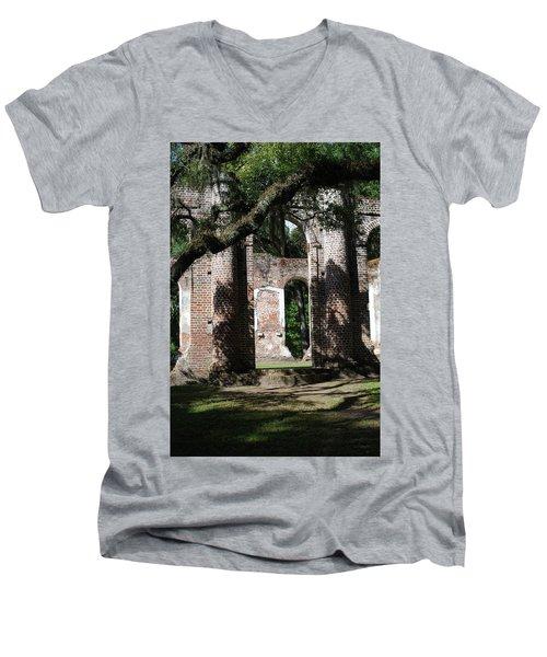 Sheldon Church 9 Men's V-Neck T-Shirt