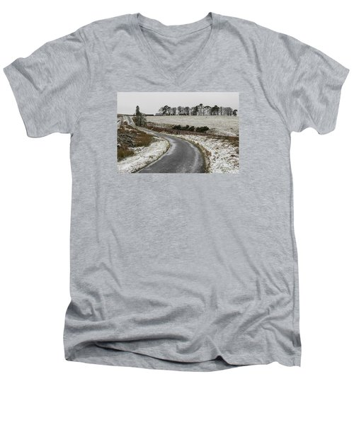 Sheriffmuir Road Men's V-Neck T-Shirt