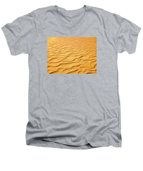 Shifting Sands Men's V-Neck T-Shirt