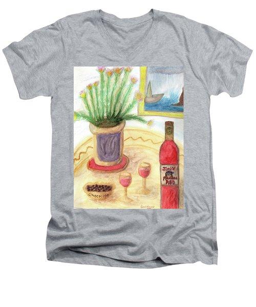 Shipwreck Cove  Men's V-Neck T-Shirt