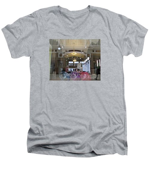 Shop Window  Men's V-Neck T-Shirt