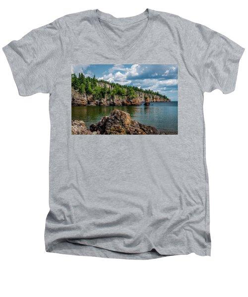 Shovel Point  Men's V-Neck T-Shirt