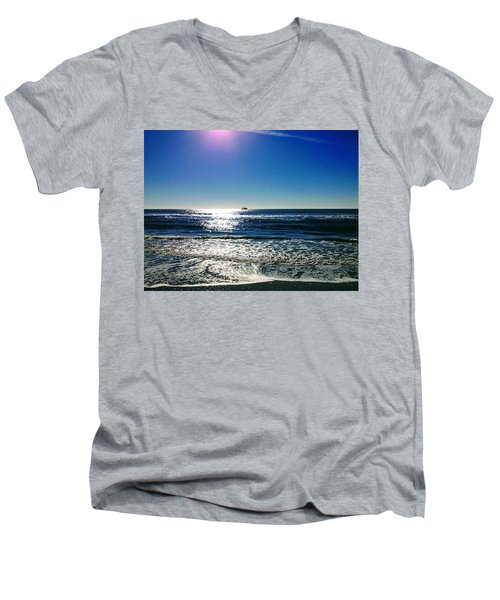 Shrimp Season Men's V-Neck T-Shirt