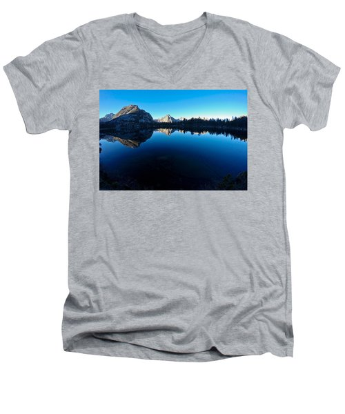 Sierra Reflections Men's V-Neck T-Shirt