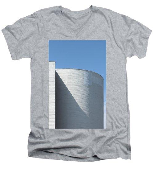 Silo Men's V-Neck T-Shirt