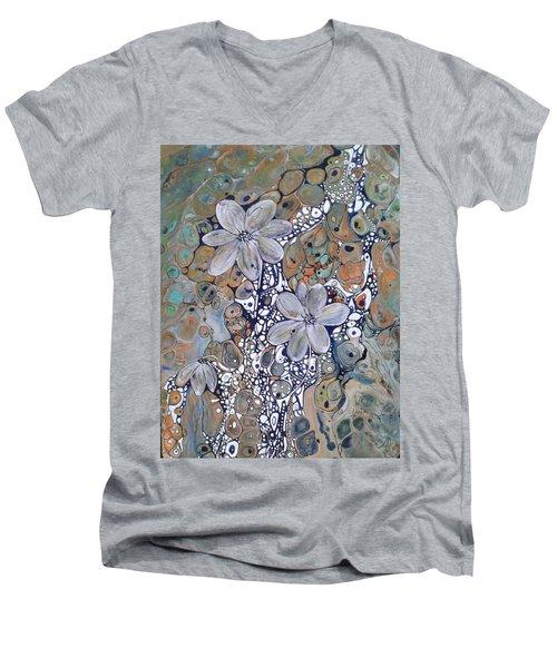 Silver Lining Men's V-Neck T-Shirt