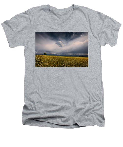 Similarities Men's V-Neck T-Shirt