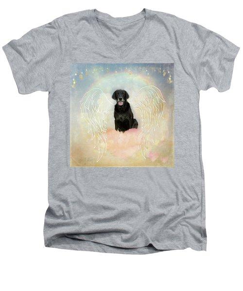 Simone Men's V-Neck T-Shirt