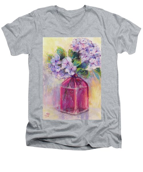 Simple Blessings Men's V-Neck T-Shirt