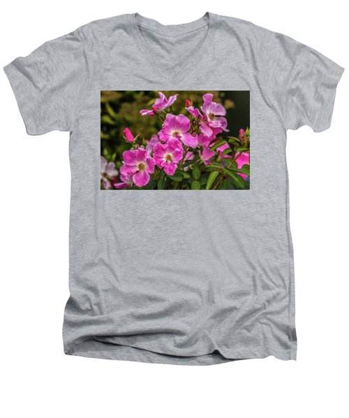 Simply Old-fashioned Men's V-Neck T-Shirt