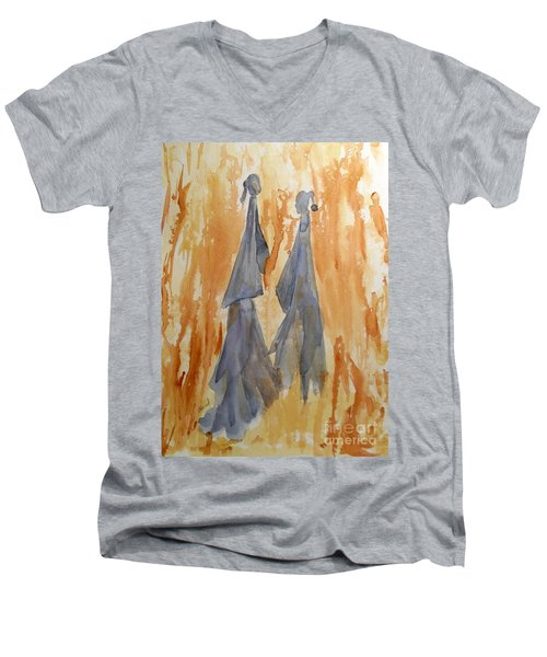 Sisters Men's V-Neck T-Shirt