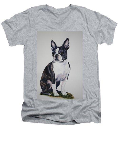 Sit Men's V-Neck T-Shirt