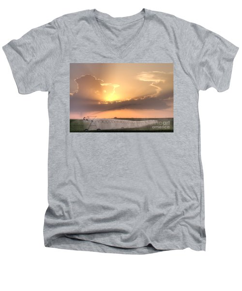 Sky And Water Men's V-Neck T-Shirt