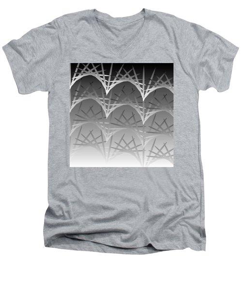 Sky Arch 19 Men's V-Neck T-Shirt