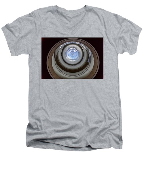 Sky Portal Men's V-Neck T-Shirt