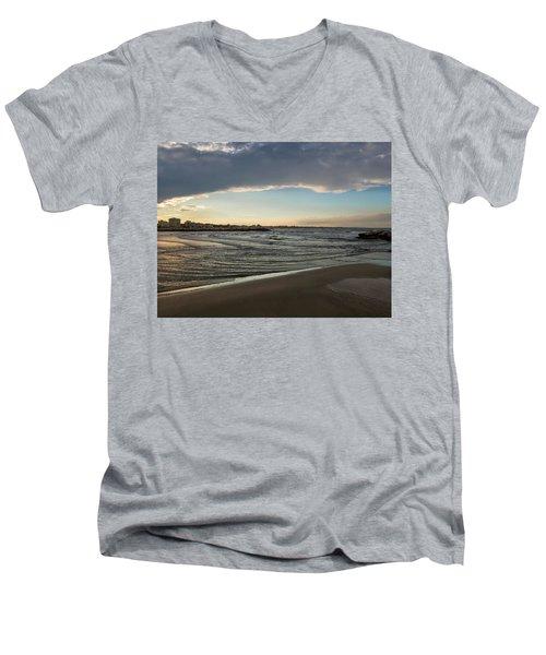 Skylight After Storm Men's V-Neck T-Shirt