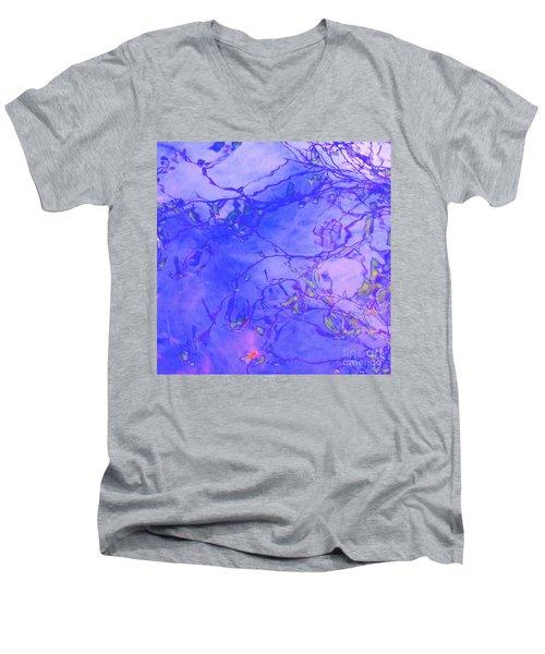 Beauty Of Lucid Sleep Men's V-Neck T-Shirt