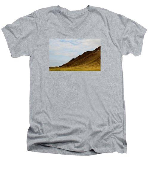 Slope Men's V-Neck T-Shirt