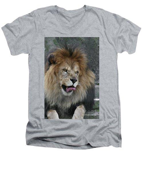 Slurp #2 Men's V-Neck T-Shirt