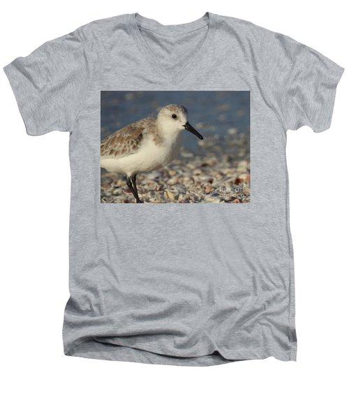 Smallest Bird Men's V-Neck T-Shirt