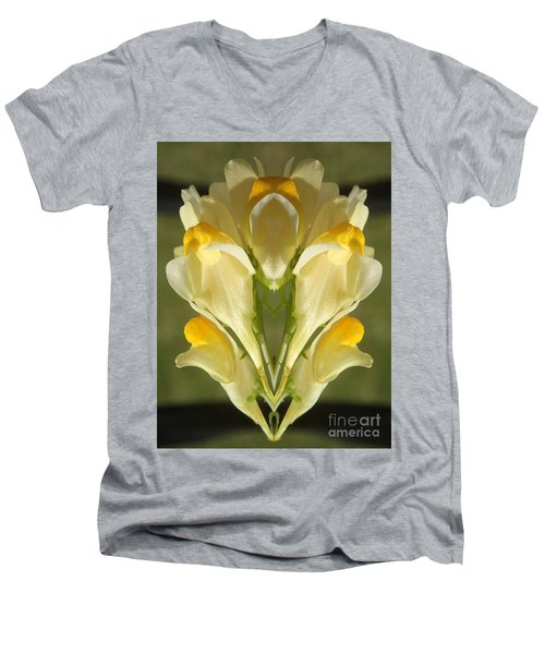 Snappy Bouquet Men's V-Neck T-Shirt