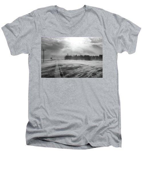 Snl-2 Men's V-Neck T-Shirt