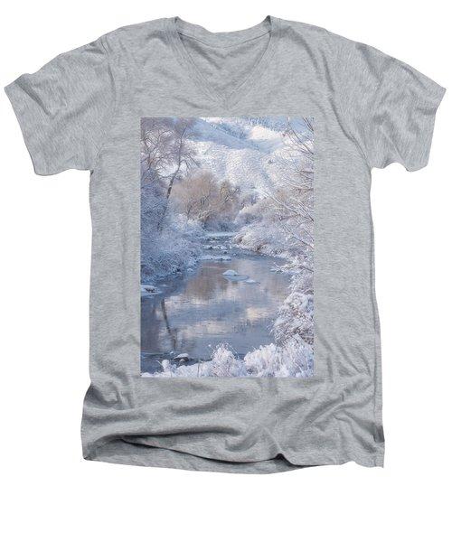 Snow Creek Men's V-Neck T-Shirt