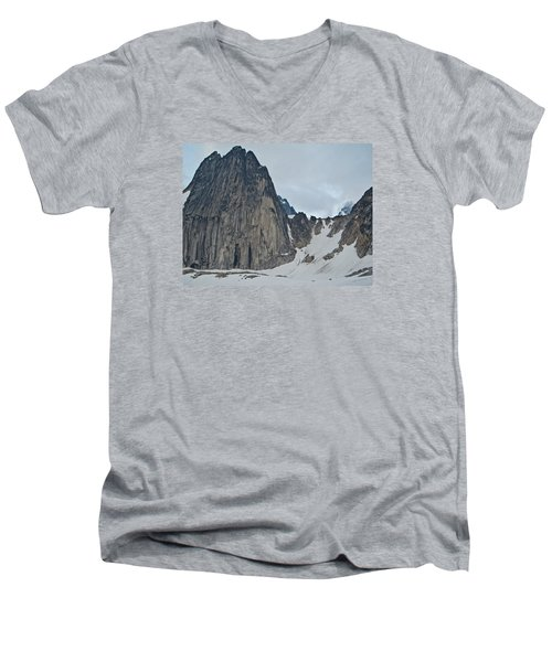 Snowpatch Col Men's V-Neck T-Shirt
