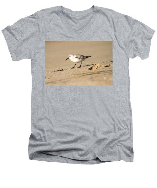Sanderling Men's V-Neck T-Shirt