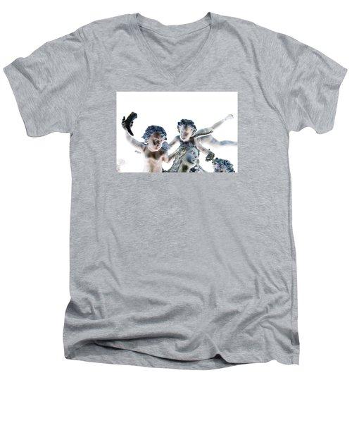 So Alive Men's V-Neck T-Shirt