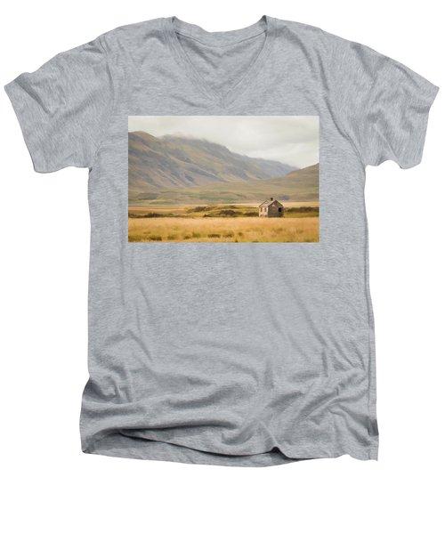 So Lonely Men's V-Neck T-Shirt