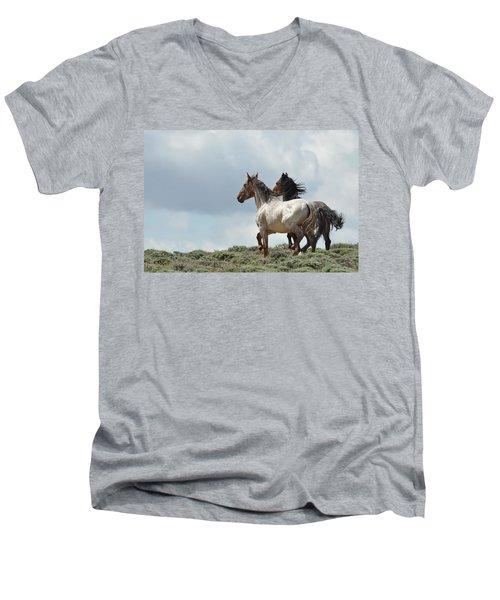 So Long Men's V-Neck T-Shirt