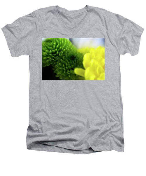Soft As A Breeze Men's V-Neck T-Shirt