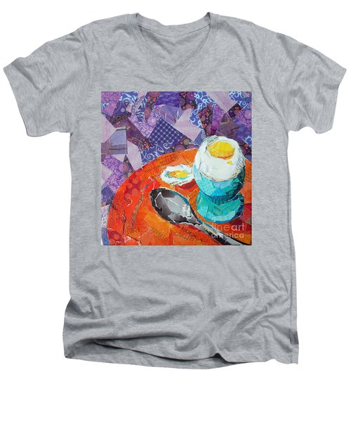 Soft Boiled Men's V-Neck T-Shirt