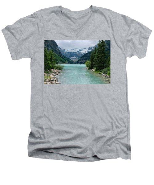 Softly You Whisper. . . Men's V-Neck T-Shirt