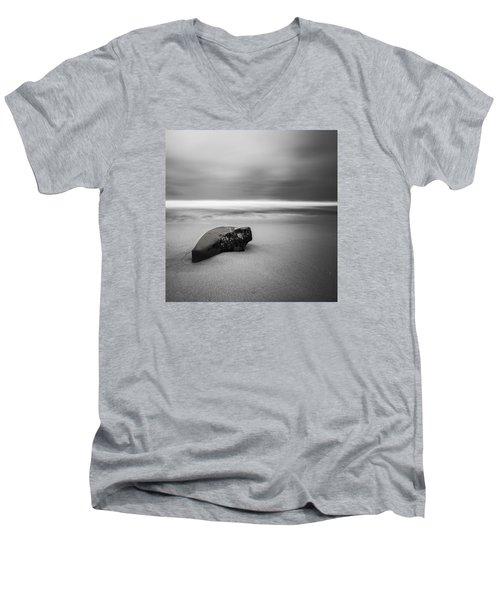 Solace I Men's V-Neck T-Shirt by Ryan Weddle