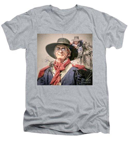 Soldado Composite Men's V-Neck T-Shirt