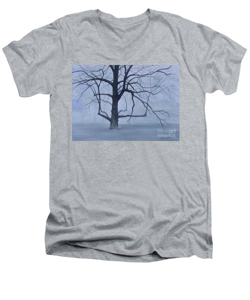 Solitude  Sold Men's V-Neck T-Shirt