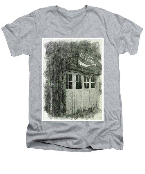 Solo Road Trip Men's V-Neck T-Shirt