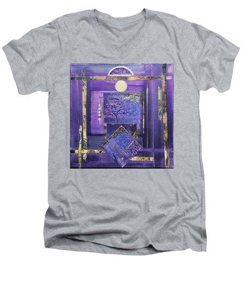 Solstice Dreams Men's V-Neck T-Shirt