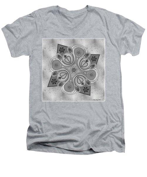 Something2 Men's V-Neck T-Shirt
