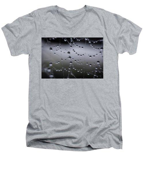 Sometimes Men's V-Neck T-Shirt