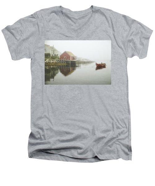 Sometimes We Need To Say Goodbye  Men's V-Neck T-Shirt