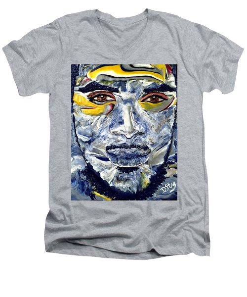 Son Men's V-Neck T-Shirt
