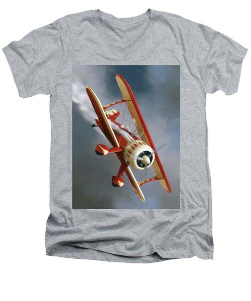 Son Of Samson Men's V-Neck T-Shirt