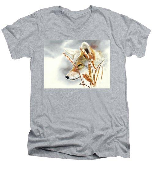 Song Dog Men's V-Neck T-Shirt